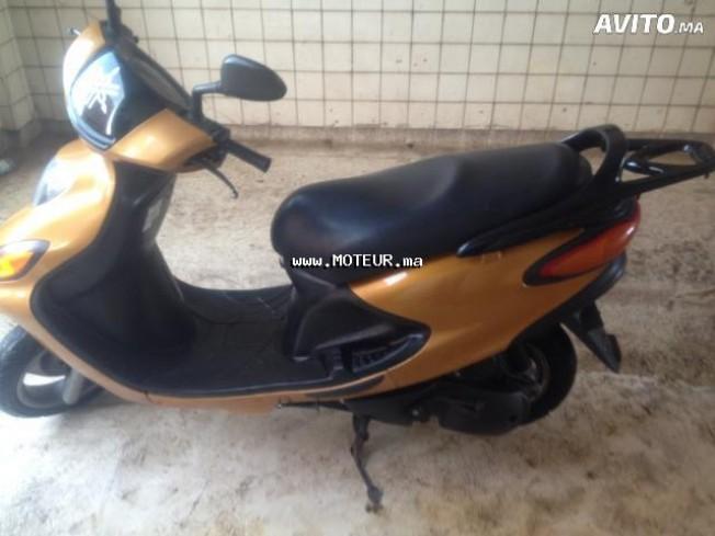 Moto au Maroc YAMAHA Cygnus - 132371