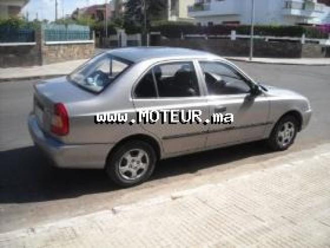 سيارة في المغرب HYUNDAI Accent Crdi - 25931