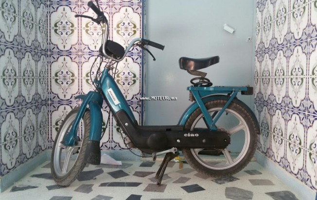 Moto au Maroc PIAGGIO Ciao 50 - 133309