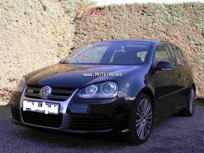 volkswagen golf 5 r32 2006 essence 19913 occasion tanger maroc. Black Bedroom Furniture Sets. Home Design Ideas