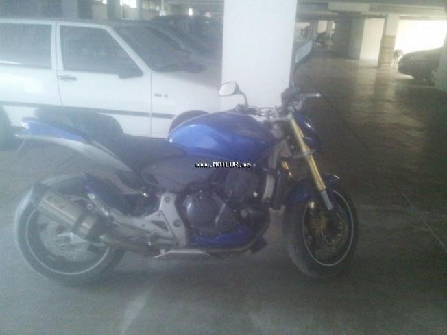 دراجة نارية في المغرب هوندا هرنيت 600 - 132828