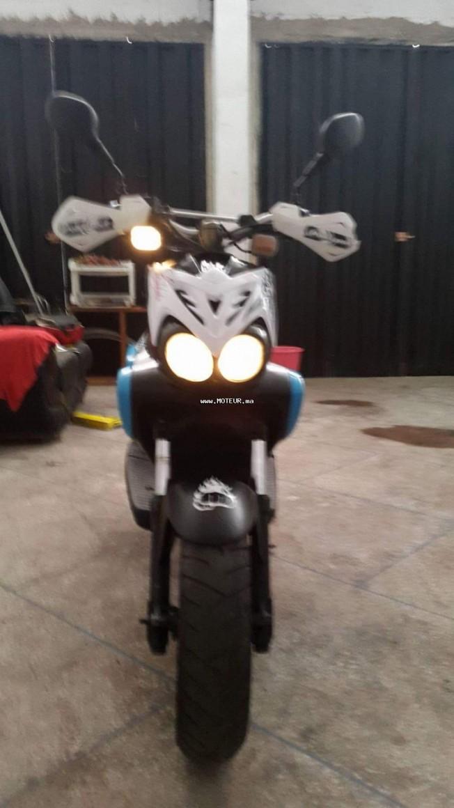 Moto au Maroc YAMAHA Stunt 2 phares - 133866