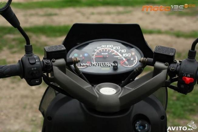 Moto au Maroc BENELLI Macis Macis 125 - 129047