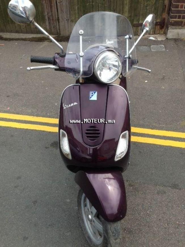 Moto au Maroc VESPA Lx 50 - 133989