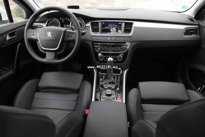 peugeot 508 508 gt 204ch 2012 diesel 81883 occasion. Black Bedroom Furniture Sets. Home Design Ideas