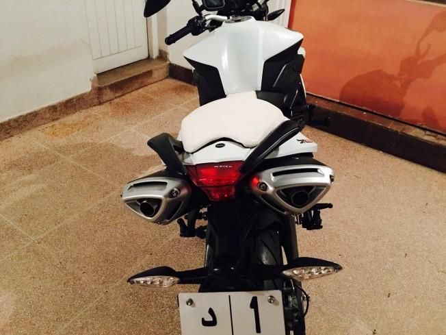 دراجة نارية في المغرب بينيلي اوتري 600 r - 133896