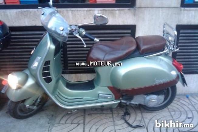 دراجة نارية في المغرب فيسبا جتف 250gtvie - 126502