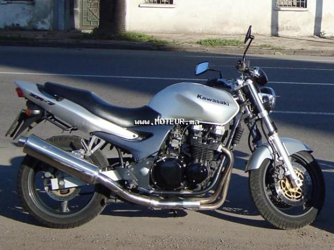 دراجة نارية في المغرب كاواساكي زر-7 750 - 127520