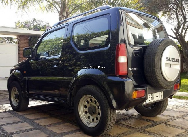 suzuki jimny 2007 essence 84828 occasion casablanca maroc. Black Bedroom Furniture Sets. Home Design Ideas