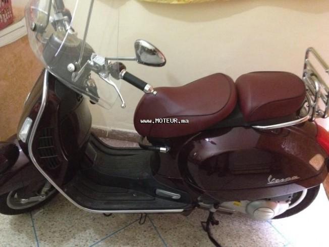 Moto au Maroc VESPA Gtv 300ie - 127287