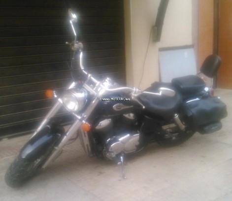 Moto au Maroc HONDA Shadow Vt750 - 131951