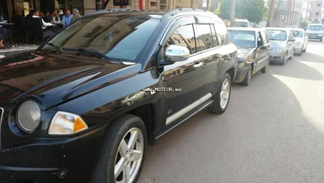jeep compass 2009 diesel 92979 occasion settat maroc. Black Bedroom Furniture Sets. Home Design Ideas