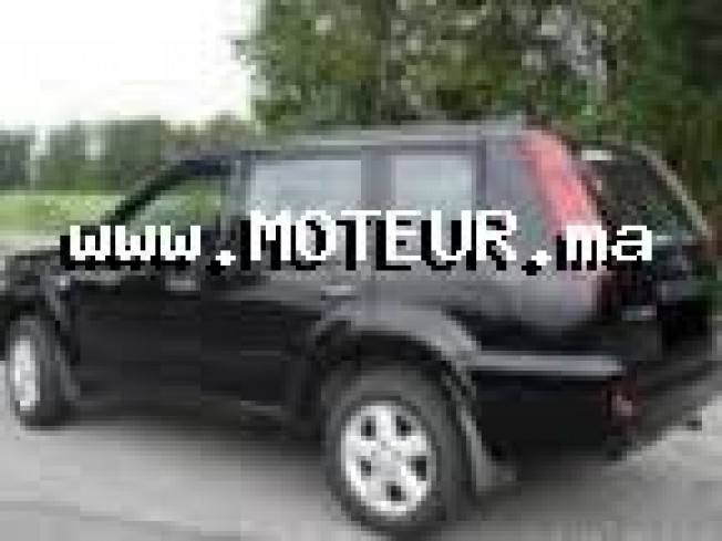nissan x trail 2 2 dci 2004 diesel 56667 occasion casablanca maroc. Black Bedroom Furniture Sets. Home Design Ideas