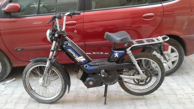 Moto au Maroc PEUGEOT 103 Sport - 133882