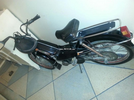 Moto au Maroc PEUGEOT 103 57 - 133367