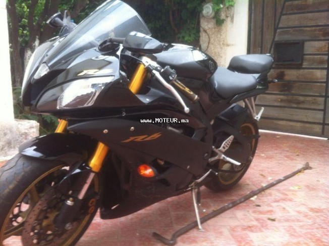 Moto au Maroc YAMAHA Yzf-r6 600 - 130788