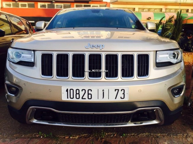 Voiture au Maroc JEEP Grand cherokee Limited - 95761
