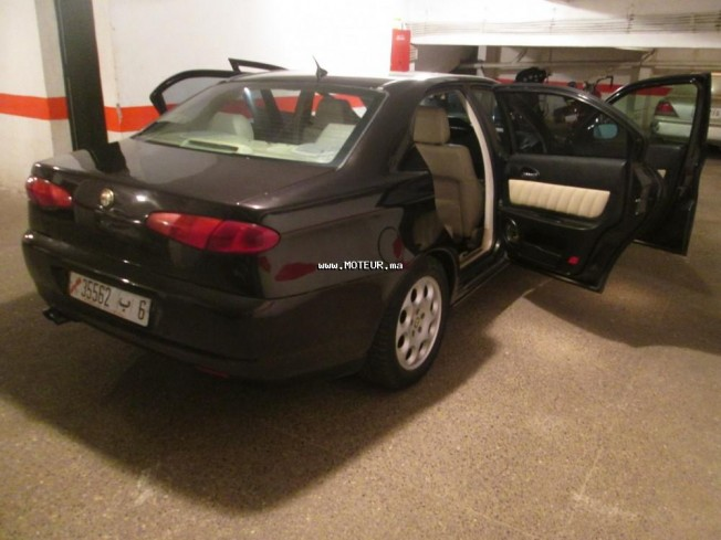 alfa romeo brera 2005 essence 69738 occasion casablanca maroc. Black Bedroom Furniture Sets. Home Design Ideas