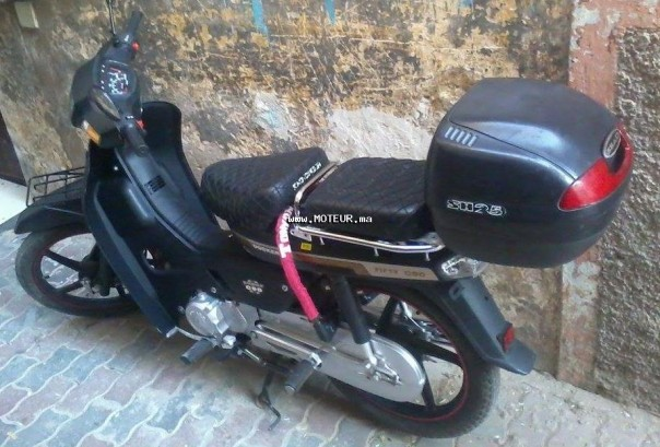 Moto au Maroc DOCKER C90 - 133689
