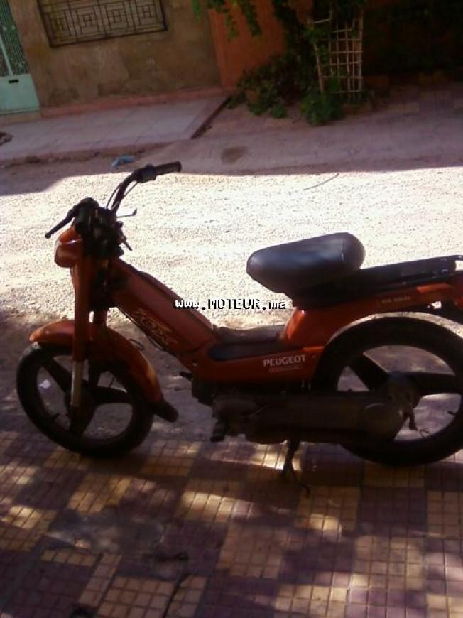 دراجة نارية في المغرب بيجو فوكس Aaa - 129748