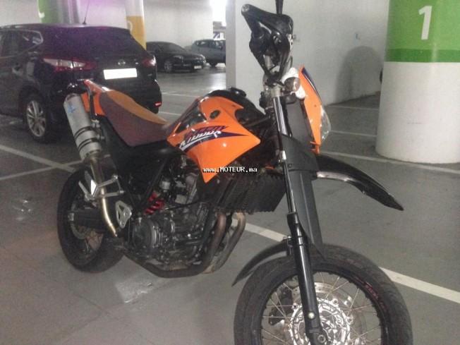 دراجة نارية في المغرب ياماها كستكس 660 - 133554