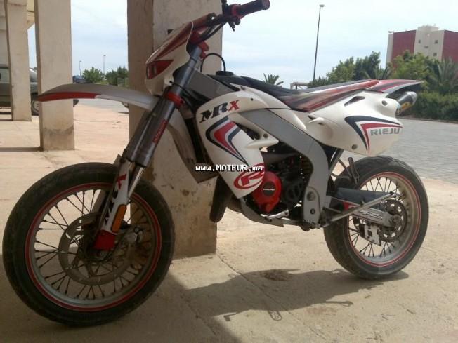 Moto au Maroc RIEJU Mr x 50 pro - 127218