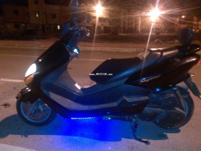 Moto au Maroc YAMAHA Majesty - 132183
