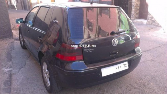 volkswagen golf 4 1 9 tdi 1999 diesel 57691 occasion casablanca maroc. Black Bedroom Furniture Sets. Home Design Ideas