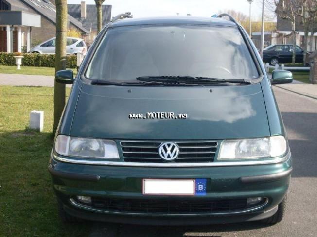 volkswagen sharan 19tdi 1998 diesel 17396 occasion agadir maroc. Black Bedroom Furniture Sets. Home Design Ideas
