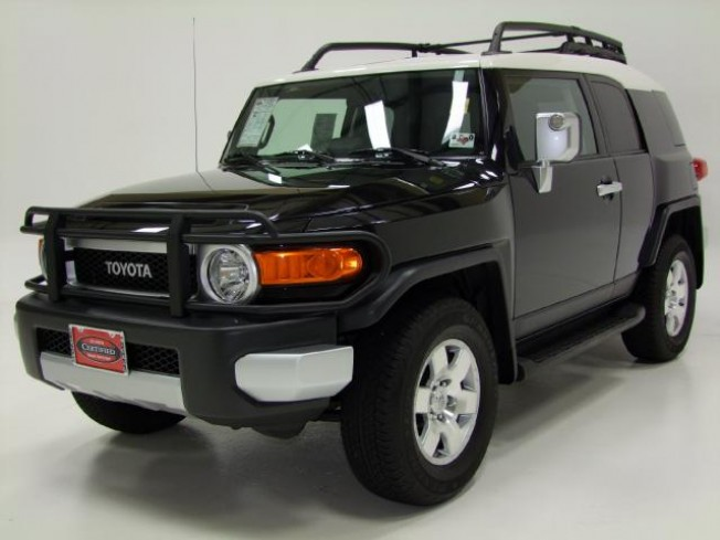 toyota land cruiser 2008 toyota fj cruiser 4wd 2008 essence 10243 occasion autre maroc. Black Bedroom Furniture Sets. Home Design Ideas