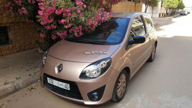 renault twingo 2012 essence 103983 occasion casablanca maroc. Black Bedroom Furniture Sets. Home Design Ideas