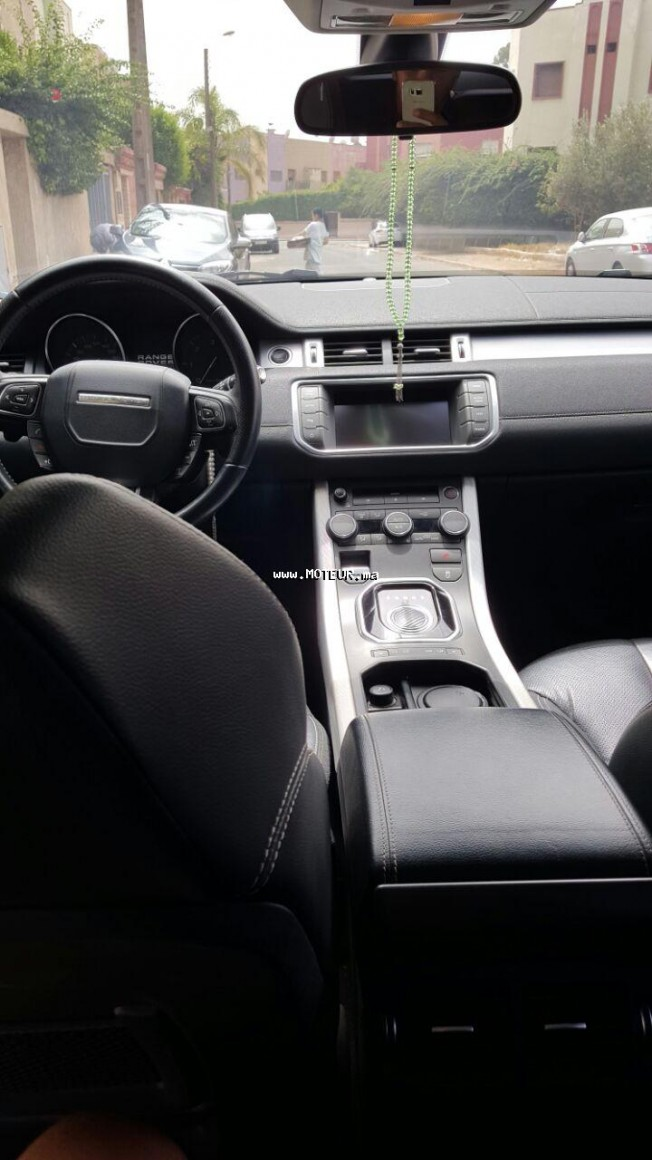 land rover range rover evoque voque 2012 diesel 111356 occasion casablanca maroc. Black Bedroom Furniture Sets. Home Design Ideas