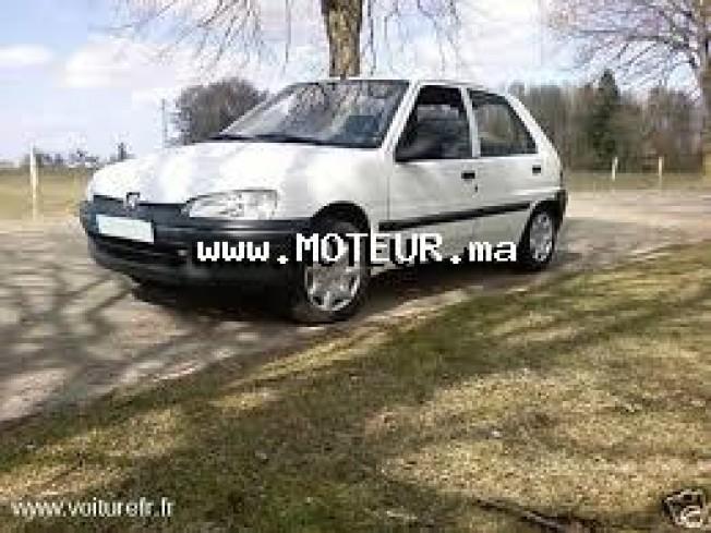 Peugeot 106 1 1 1997 Essence 54876 Occasion A Sale Maroc