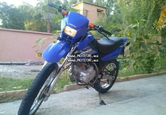 دراجة نارية في المغرب هوندا بروس 125 - 130460