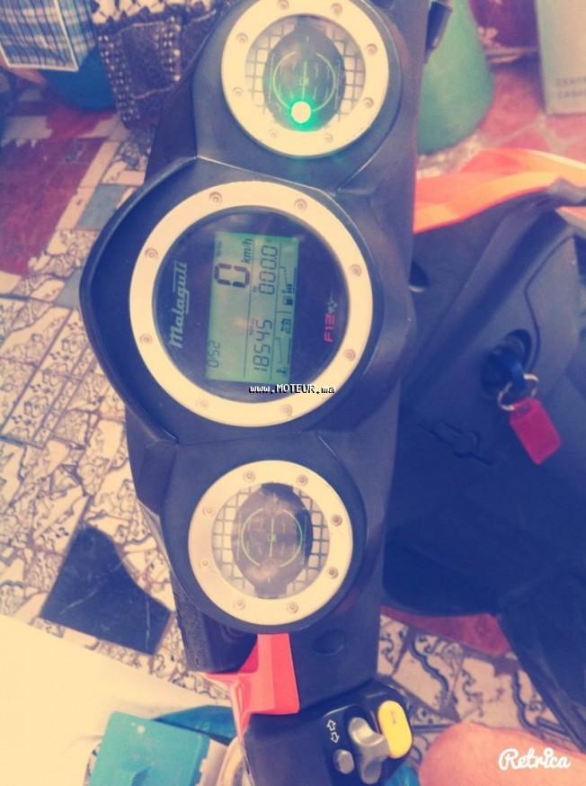 دراجة نارية في المغرب مالاجوتي ف12ر 49cc - 131034