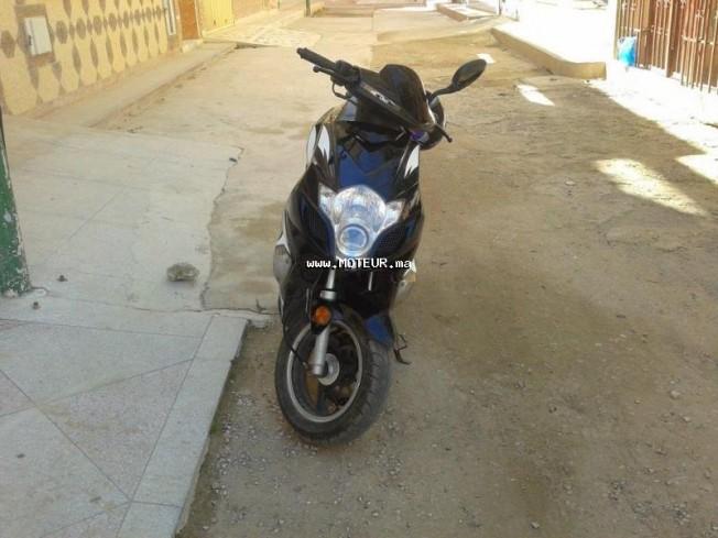 Moto au Maroc ACCESS-MOTOR Autre Jazz 4t 2013 - 130213