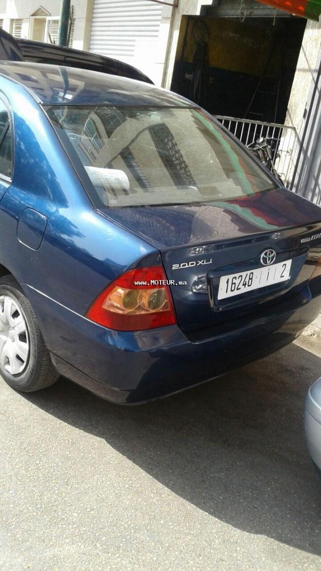 سيارة في المغرب تويوتا كورولا - 119858