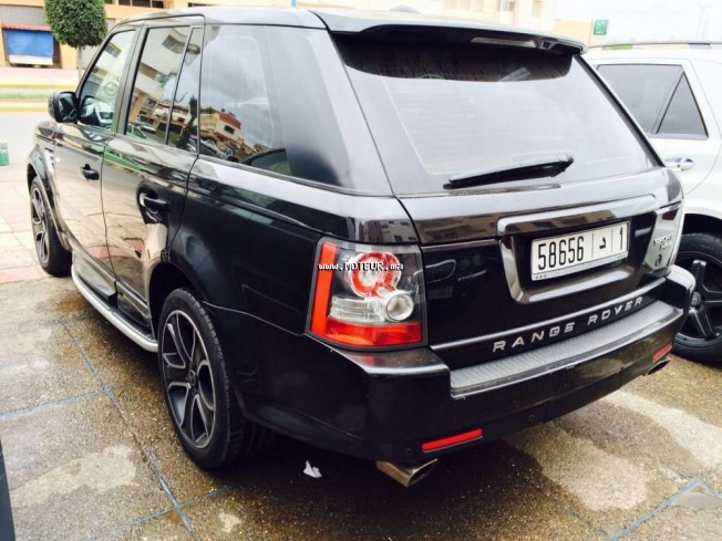Voiture au Maroc LAND-ROVER Range rover Sport full options - 95764