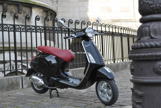 Moto au Maroc VESPA Primavera - 132403