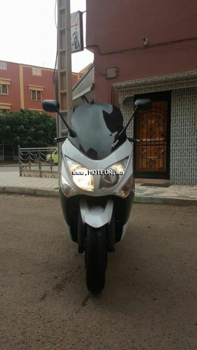 Moto au Maroc YAMAHA T-max 500 - 134022