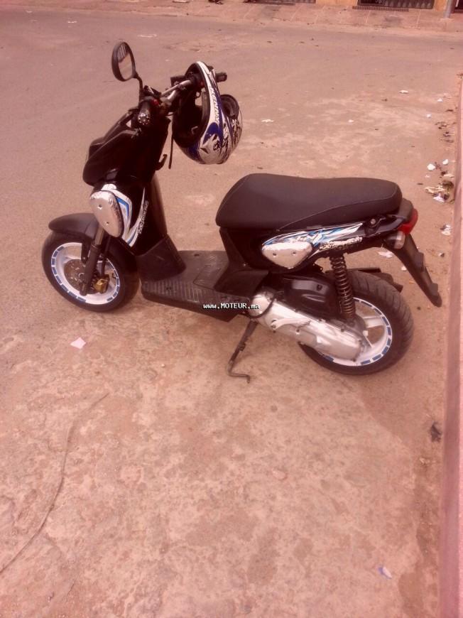 دراجة نارية في المغرب MBK Stunt 50r - 133436