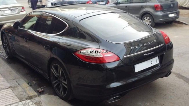 porsche panamera import e neuve full options 2012 diesel 59161 occasion casablanca maroc. Black Bedroom Furniture Sets. Home Design Ideas