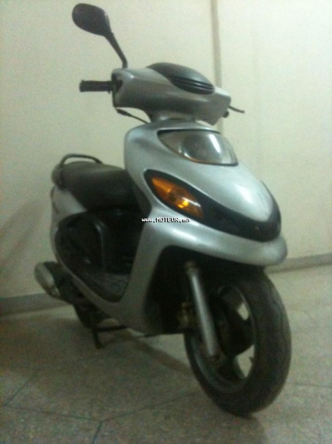 Moto au Maroc MBK Flame 125 - 126693