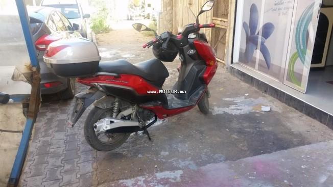 دراجة نارية في المغرب كييواي اوتري 125 - 133250