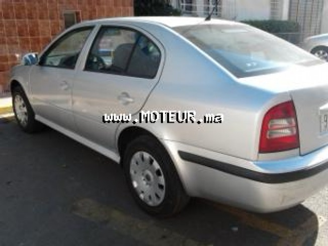 skoda octavia tour 1 9 2008 diesel 51622 occasion casablanca maroc. Black Bedroom Furniture Sets. Home Design Ideas