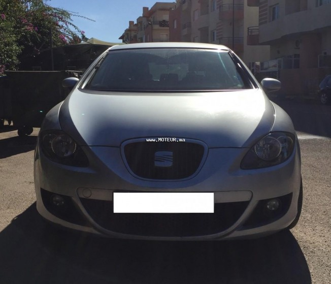 seat leon 2007 diesel 80746 occasion rabat maroc. Black Bedroom Furniture Sets. Home Design Ideas
