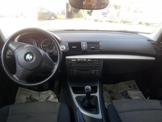 bmw serie 1 2006 diesel 94116 occasion khouribga maroc. Black Bedroom Furniture Sets. Home Design Ideas