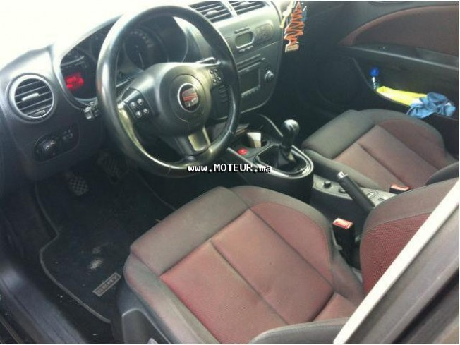 seat leon ii 1 9 tdi 105 2008 diesel 23561 occasion casablanca maroc. Black Bedroom Furniture Sets. Home Design Ideas