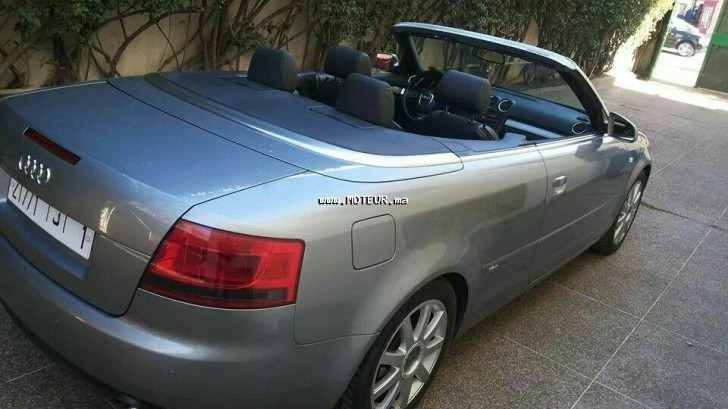audi a4 s line 2008 diesel 108723 occasion casablanca maroc. Black Bedroom Furniture Sets. Home Design Ideas