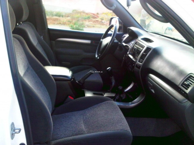 Voiture Toyota Prado 2005 à agadir  Diesel  - 11 chevaux